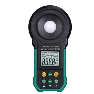 PRO'SKIT MT-4617 LED Light Intensity Meter